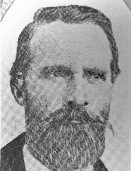 Harrison Pierce - Sheriff in 1859
