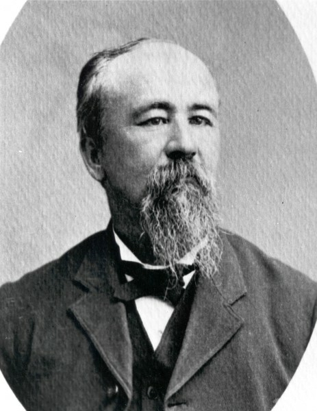 David Henry Cannon Sr. - Sheriff from 1864-1867