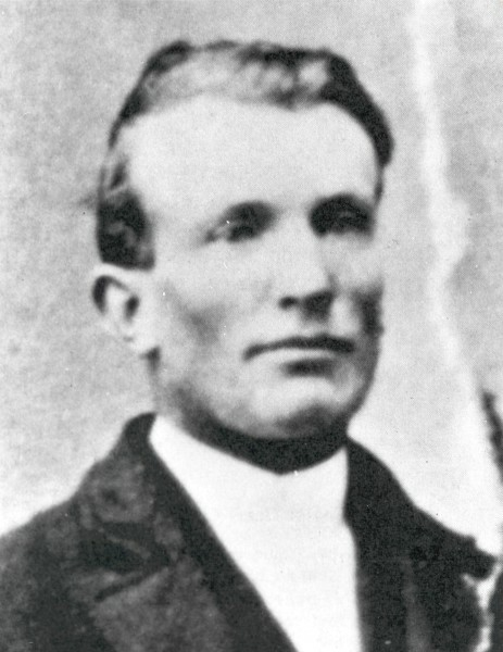 George Henry Cosby - Sheriff from 1867-1869