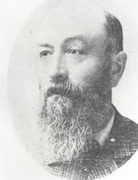 Daniel Seegmiller - Sheriff from 1869-1877