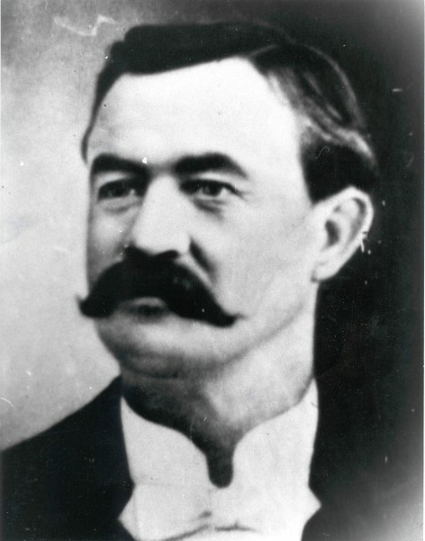 Frank Richard Bentley - Sheriff from 1905-1906