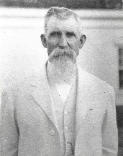 William Thomas Perkins - Sheriff From 1907-1908
