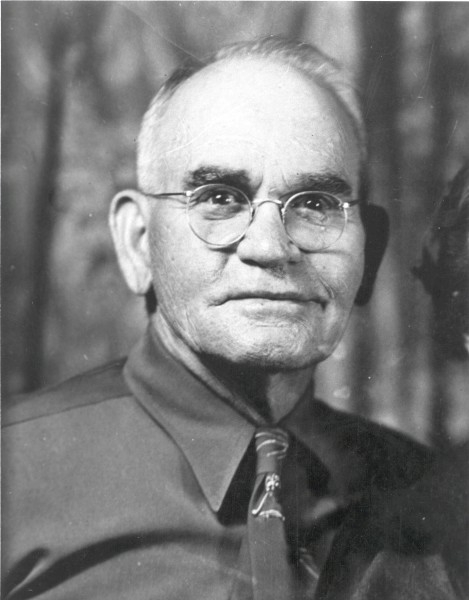 William Brooks - Sheriff from 1927-1934