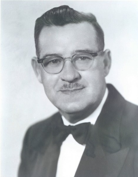 Roy Ralph Renouf - Sheriff from 1959-1962