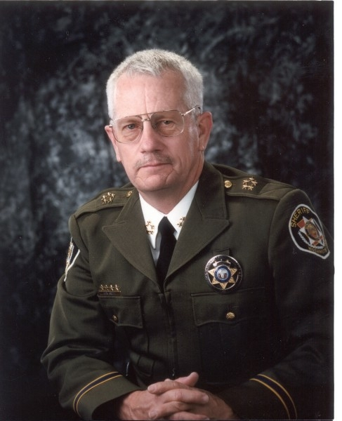 Kirk Smith - Sheriff from 1999-2010