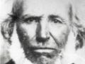 Albert Washington Collins - Sheriff from 1859-1863