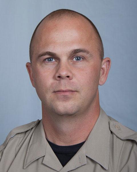 Lieutenant Trevor Benson