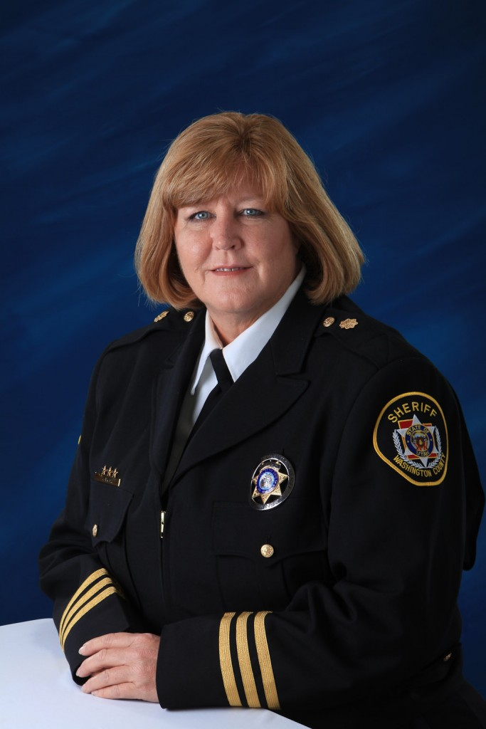 Chief Deputy Shauna Jones