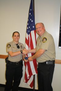 Employee of the Quarter: Deputy Tisa May