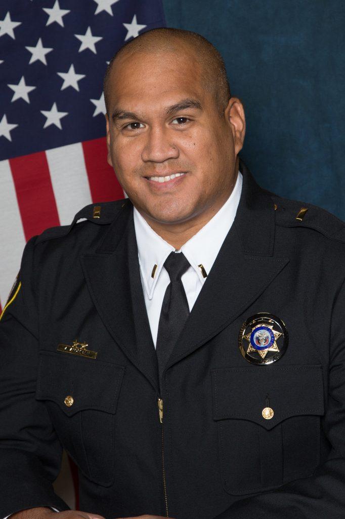 Lieutenant Adam Andresen